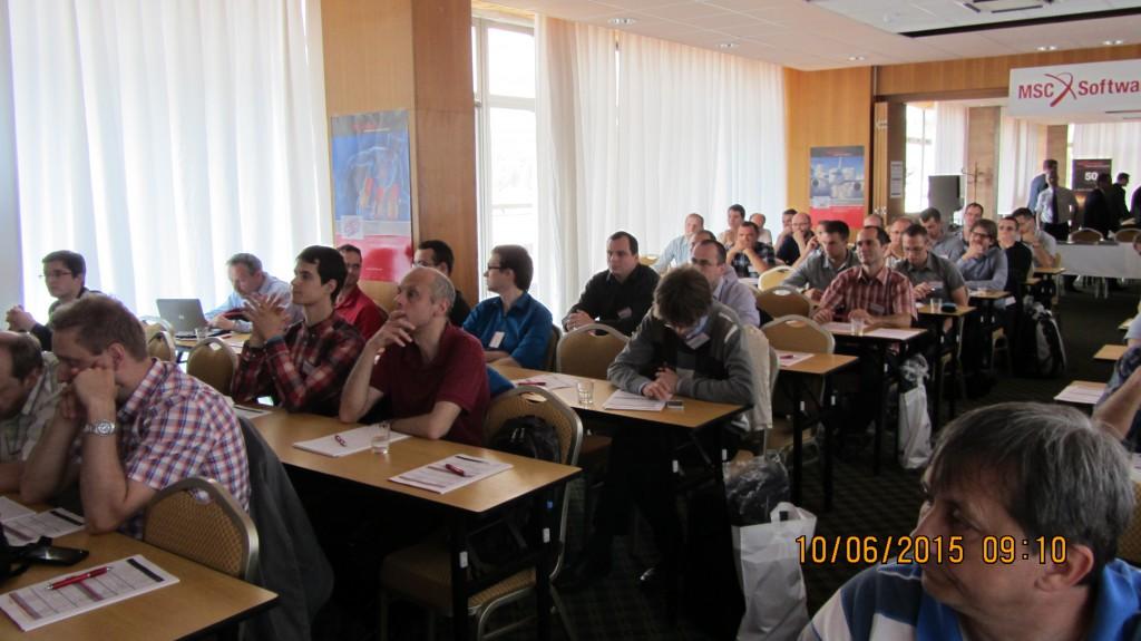 MSC Software seminář
