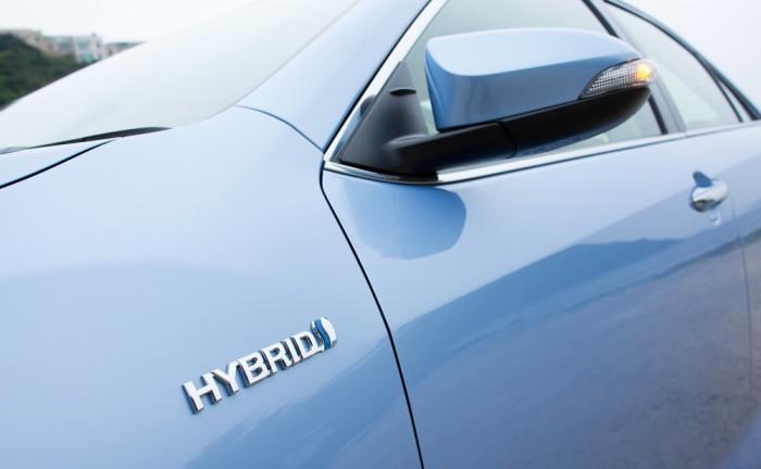 hybridní auta