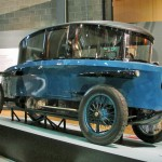 Tatra, Ledwinka, Rumpler Tropfenwagen