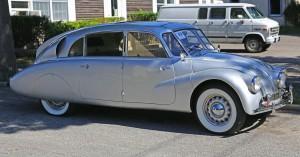 Tatra 87, Ledwinka