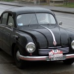 Tatra T 600, Ledwinka