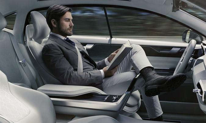 Volvo, auto budoucnosti