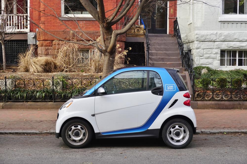 Smart Fortwo v elektrické verzi