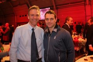S technickým ředitelem Jamesem Ellisonem.