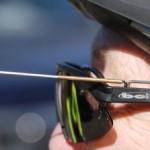 Zrcátka na brýle jsou malá, lehká a praktická.