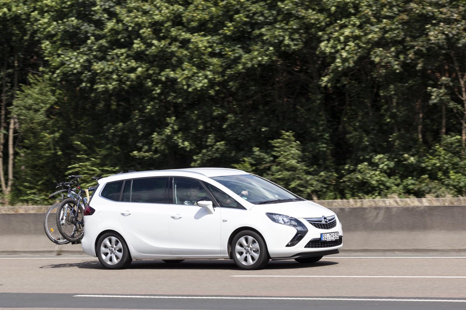 Opel Zafira Compact MPV