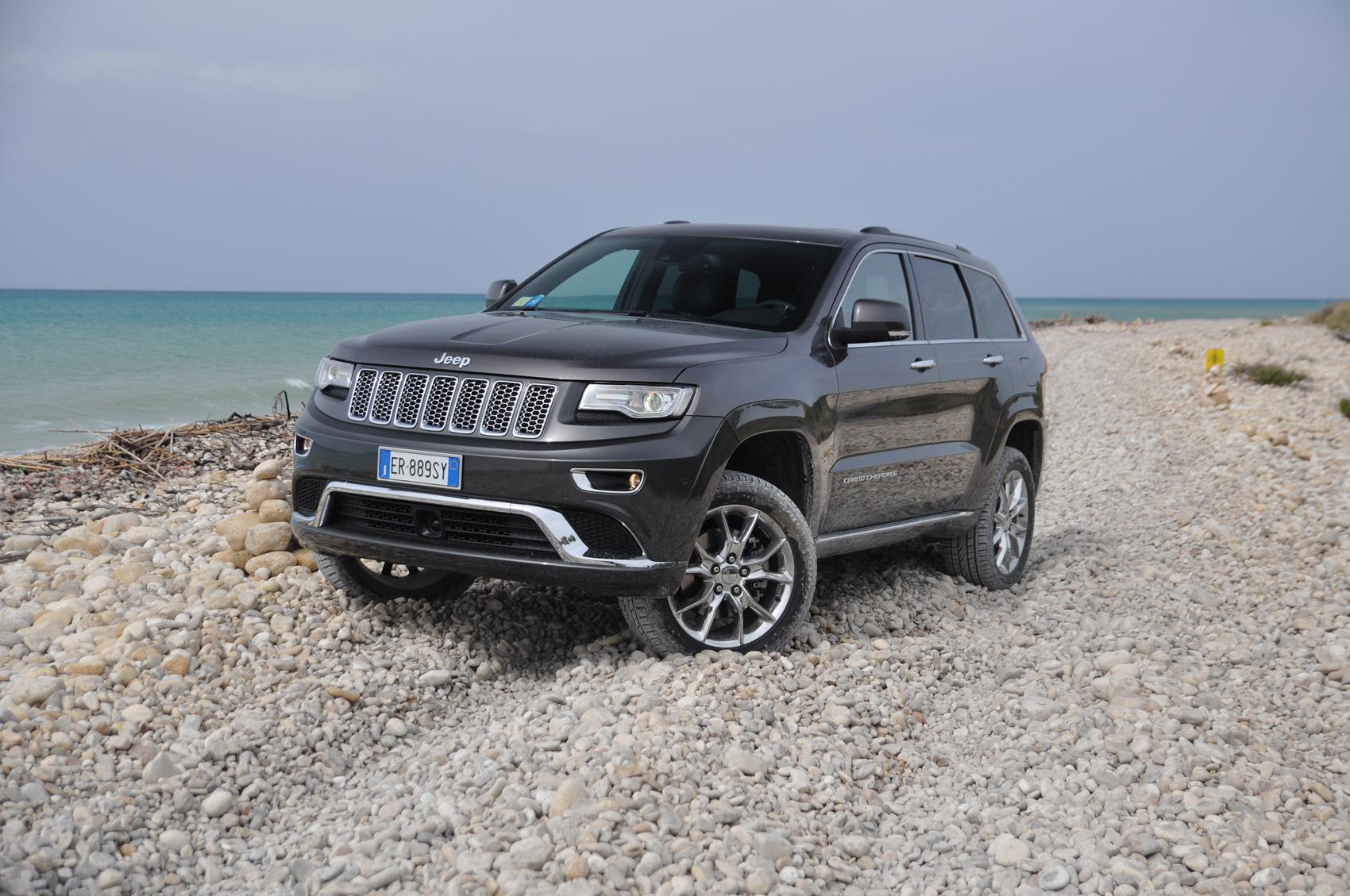 Jeep Grand Cherokee FL