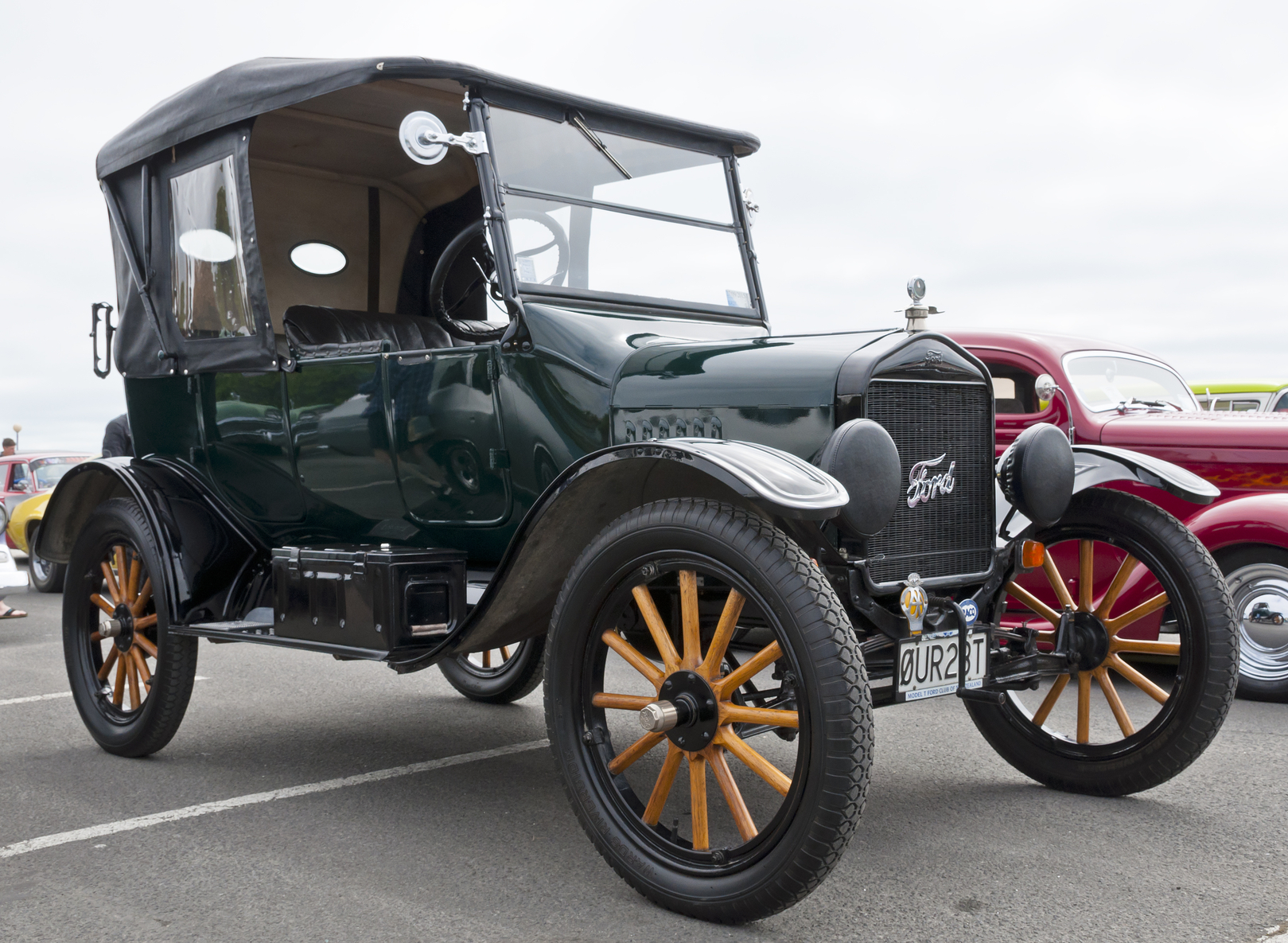 Ford T z roku 1923