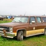 Chevrolet Suburban Silverado