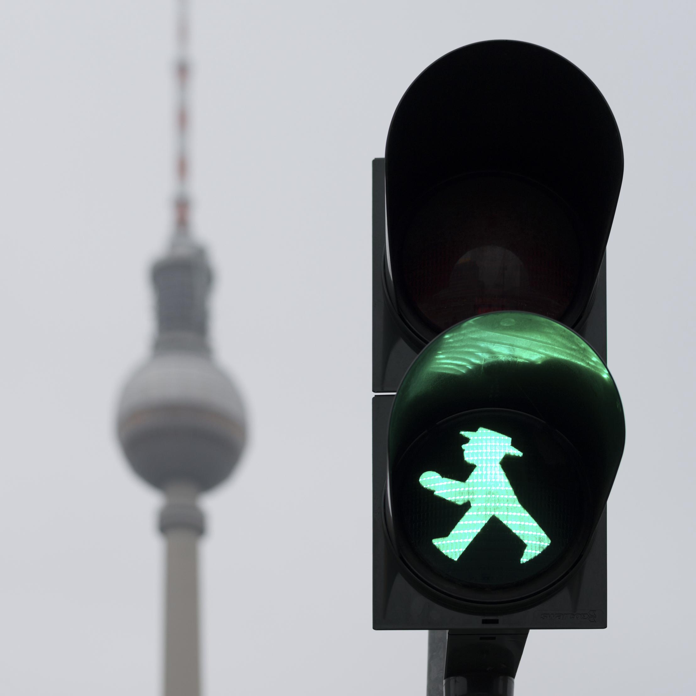 Berlin Ampelmann