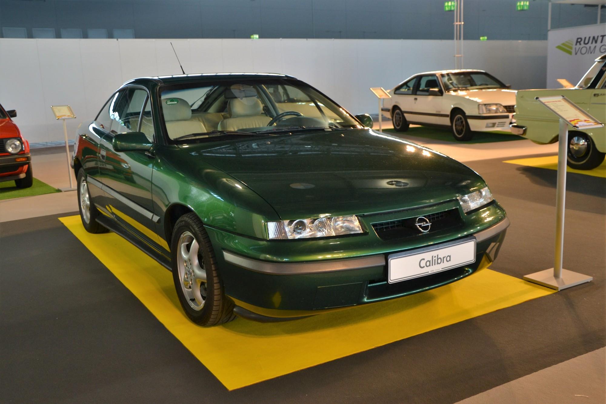 Classic Opel Calibra