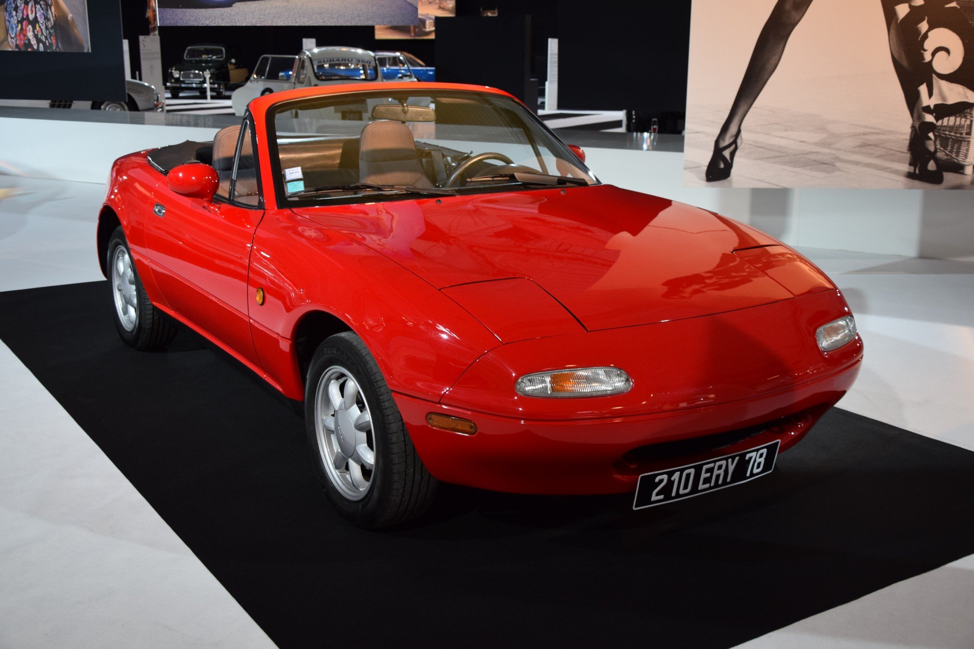 Classic Mazda MX-5
