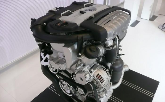 motor TSI Volkswagen
