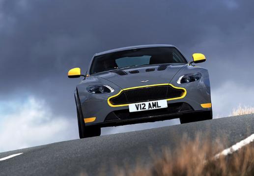 Aston Martina V12 Vantage