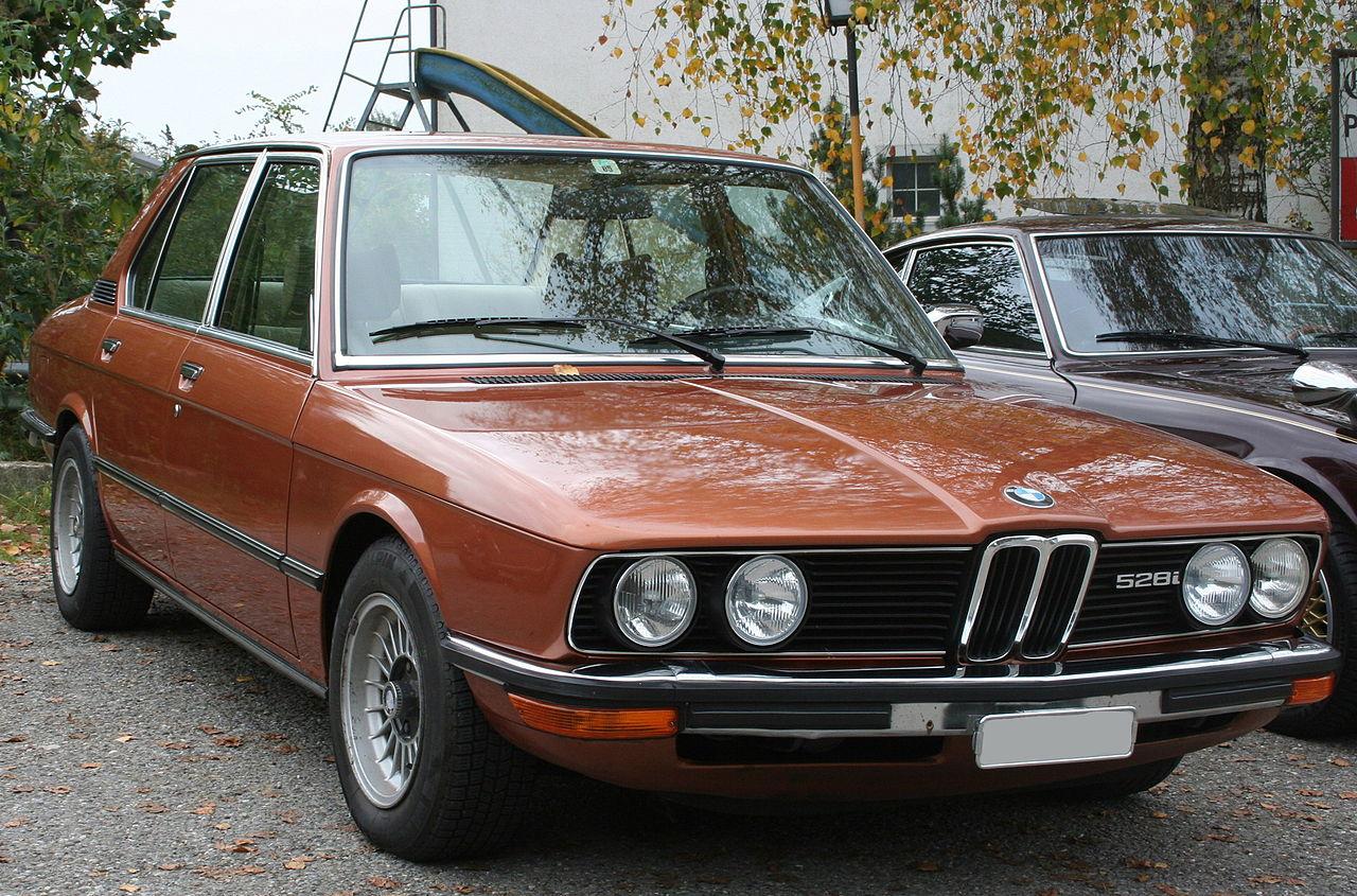 BMW 5 E12
