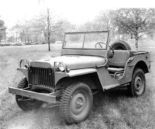 Jeep Willys MA 1941
