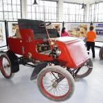 Muzeum Žamberk - Locomobile z roku 1902