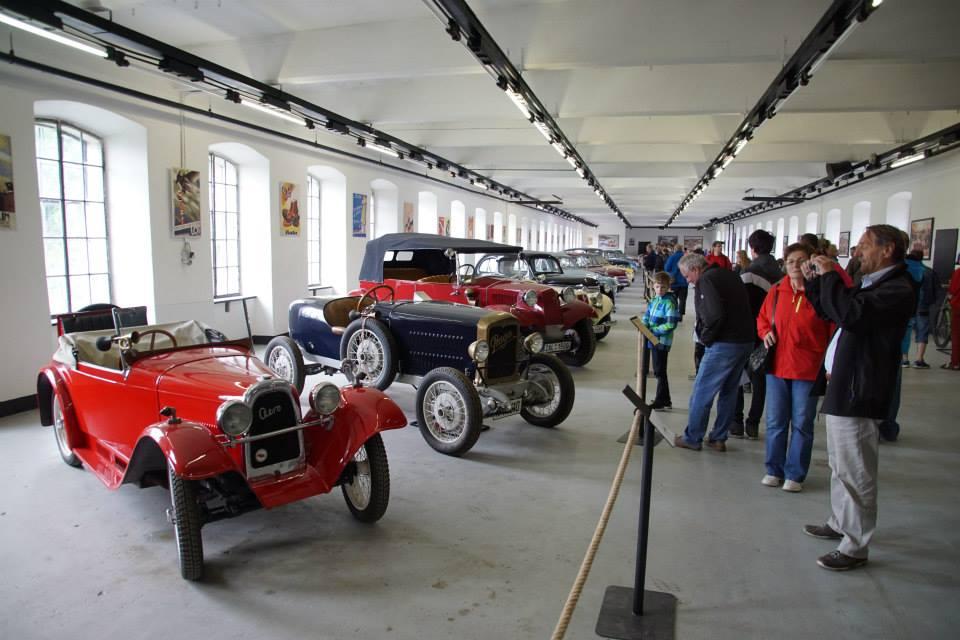 Muzeum Žamberk - expozice