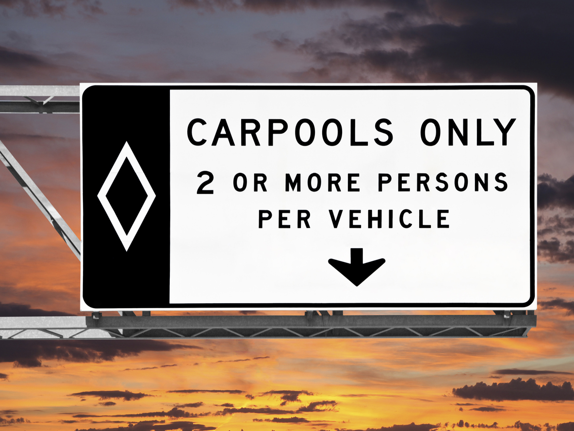 cedule Carpools only