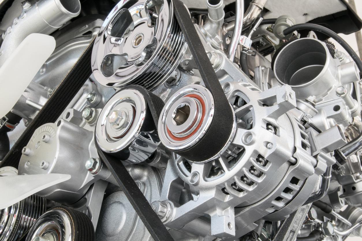 části motoru