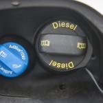 nádržka diesel