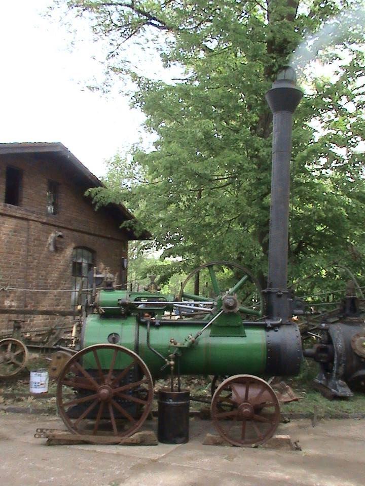Muzeum Žamberk - Lokomobila