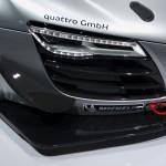 logo Michelin na Audi R8