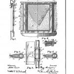 Návrh stěračů Mary Andersonové