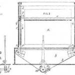 Návrh stěračů Jamese Apjohna z roku 1903
