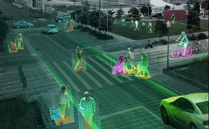 Nvidia Metropolis město budoucnosti