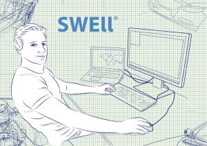 ilustrace pracovníka Swellu