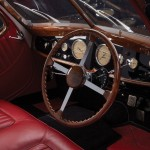 Talbot-Lago interiér