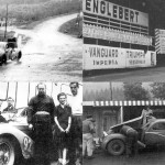 Talbot-Lago staré fotografie