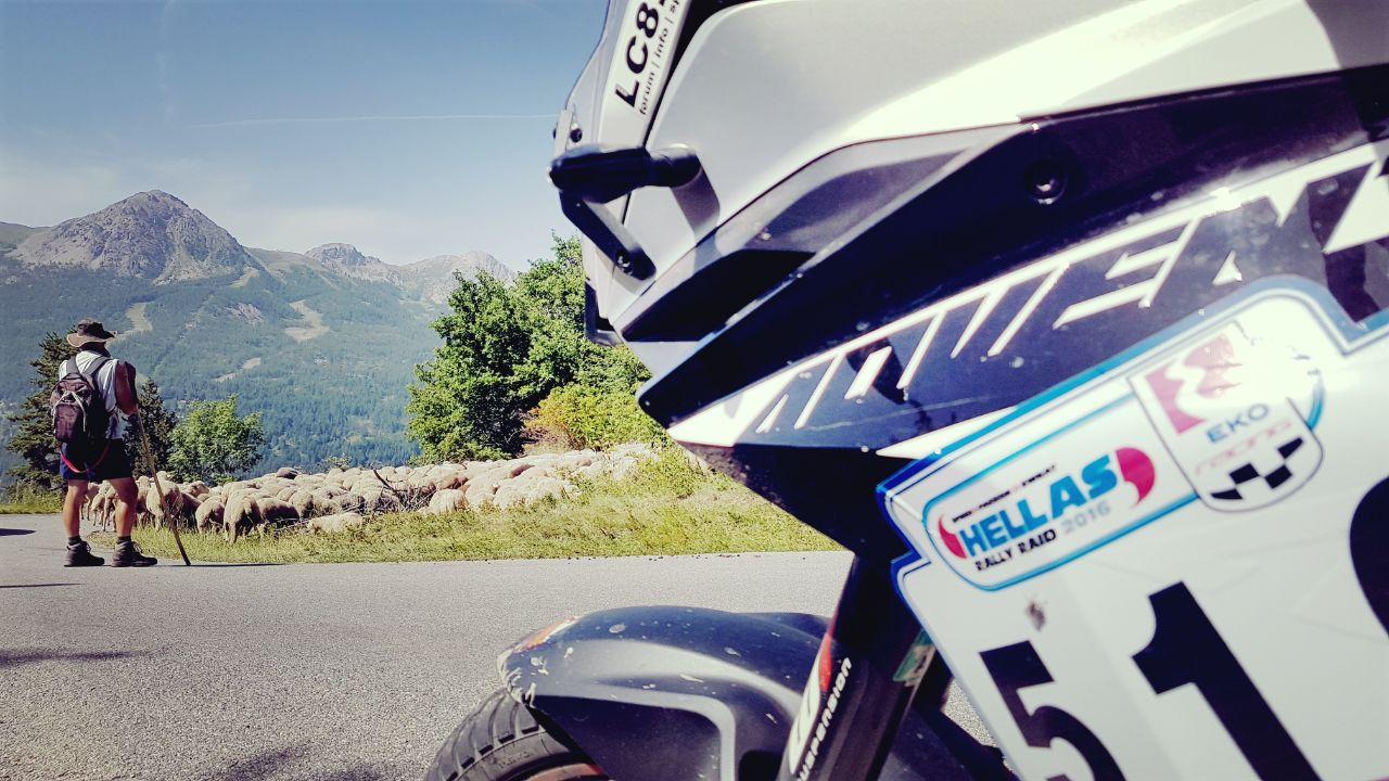 KTM Adventure Rally 2017, den třetí | Foto: Petr Havlík