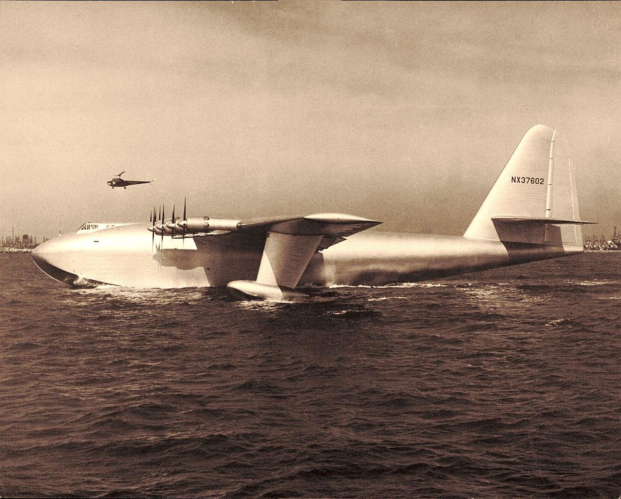 Hughes H-4 Hercules| Foto: Wikimedia