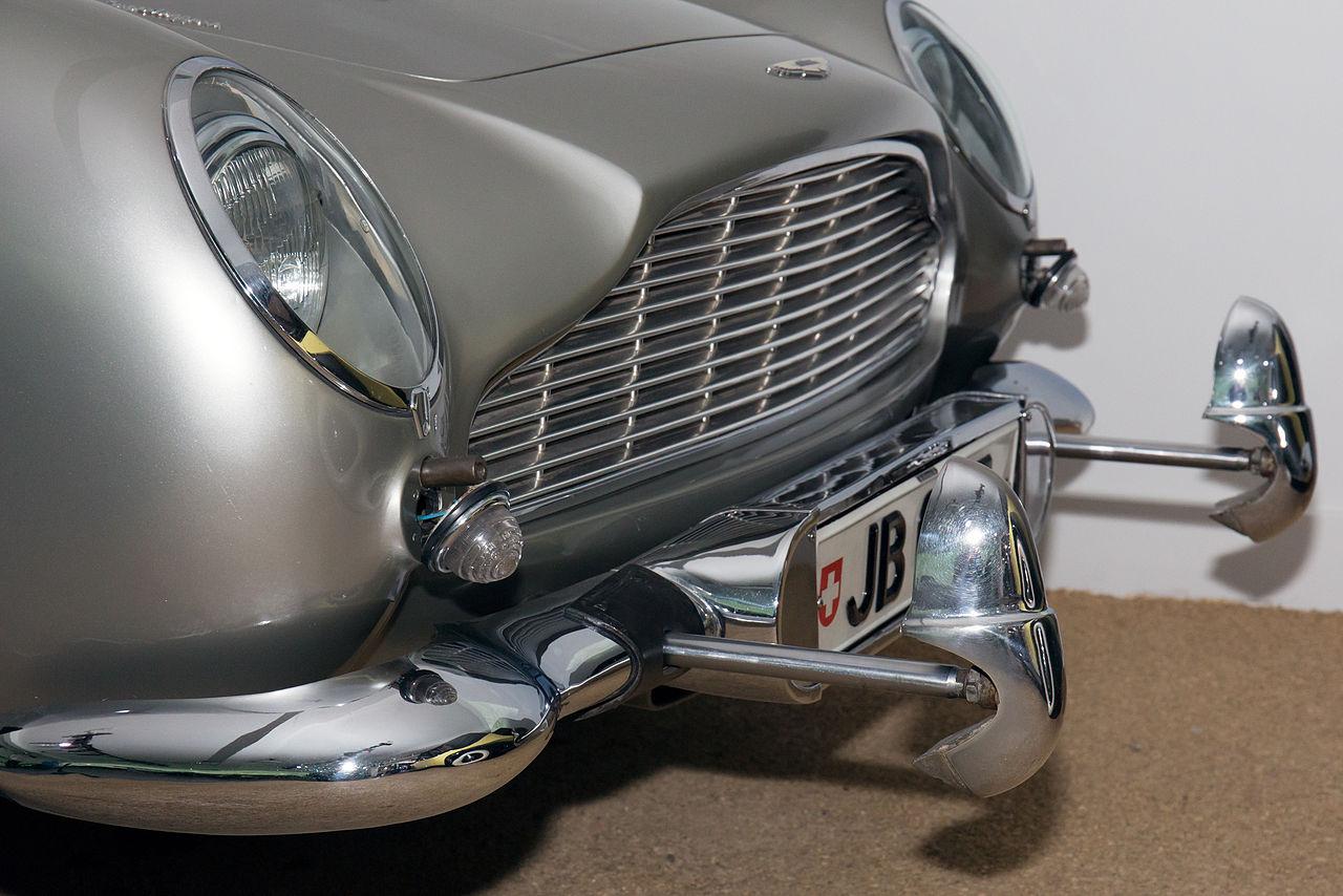 Aston Martin DB5 | Foto: Wikimedia