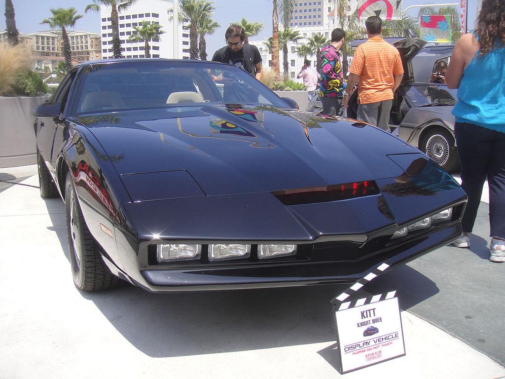 KITT ze seriálu Knight Rider | Foto: Wikimedia