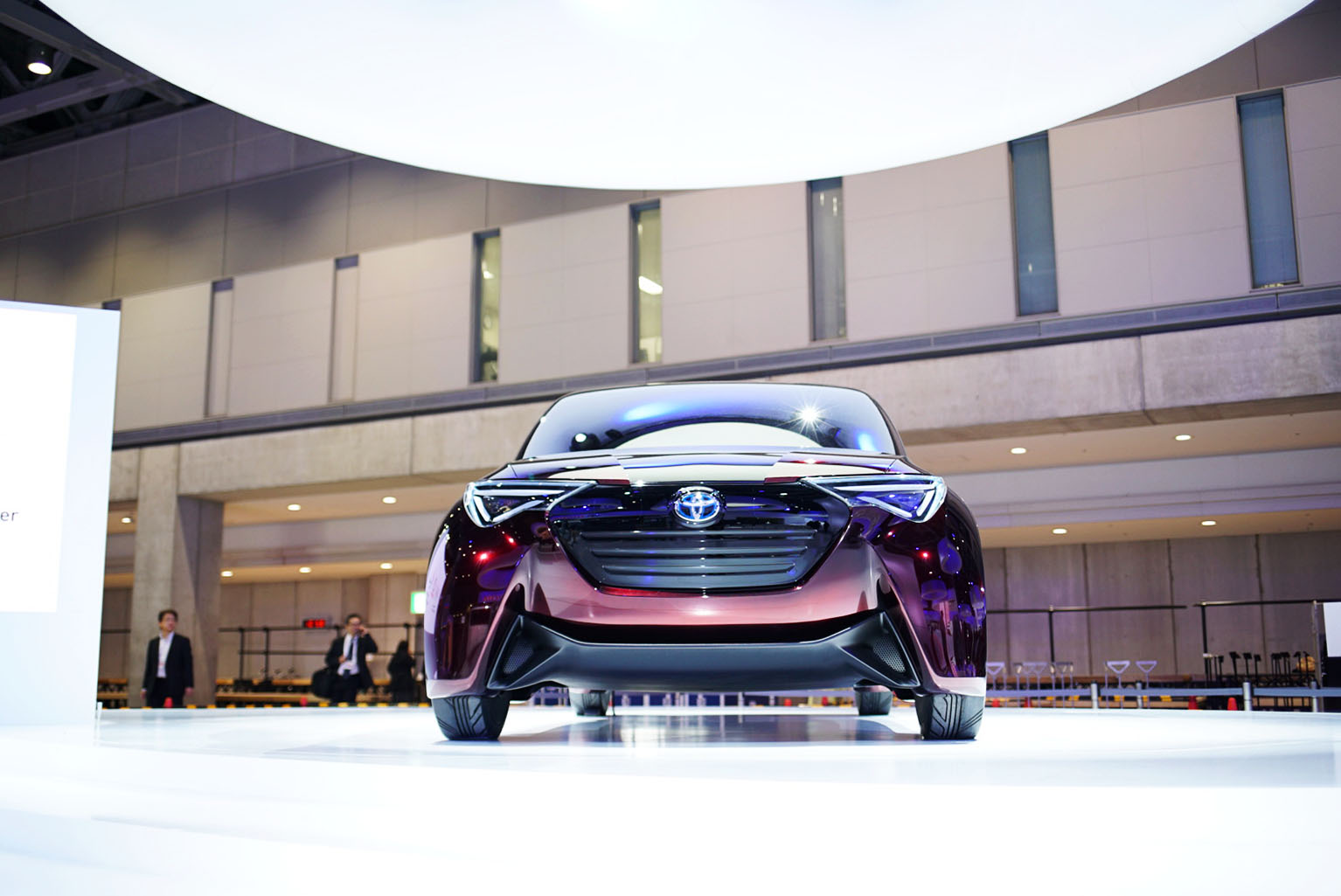 Pneumatiky bez vzduchu - Toyota