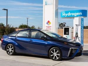 Vodík | Foto: Toyota