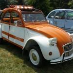 Automobilové přezdívky - Citroën 2CV | Foto: Wikipedia