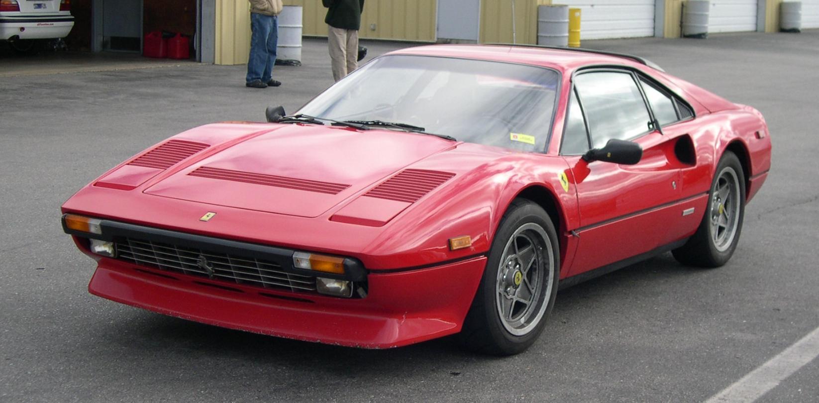 Ferrari 308 GTB | Foto: Wikipedia