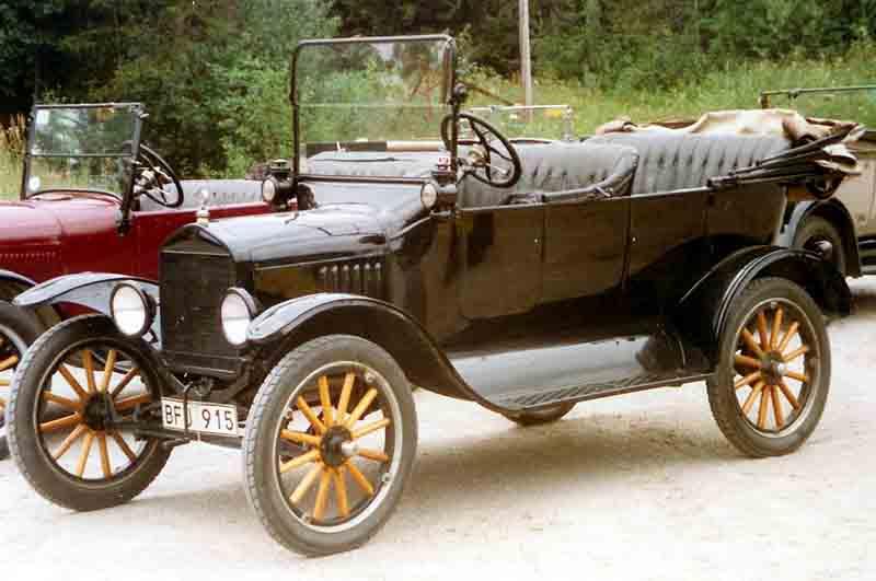 Ford Model T | Foto: Wikipedia