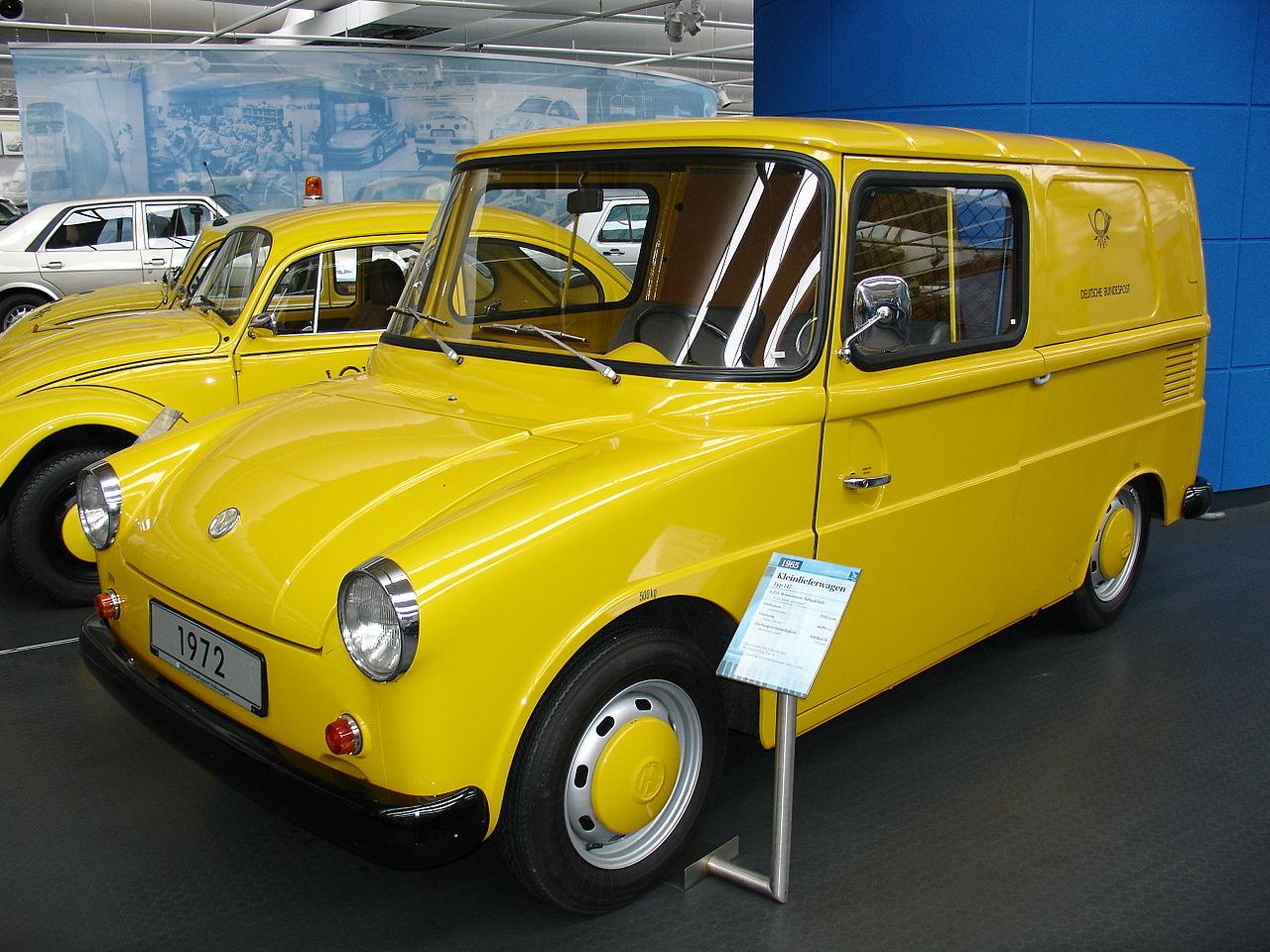 Volkswagen Typ 147 Fridolin | Foto: Wikipedia