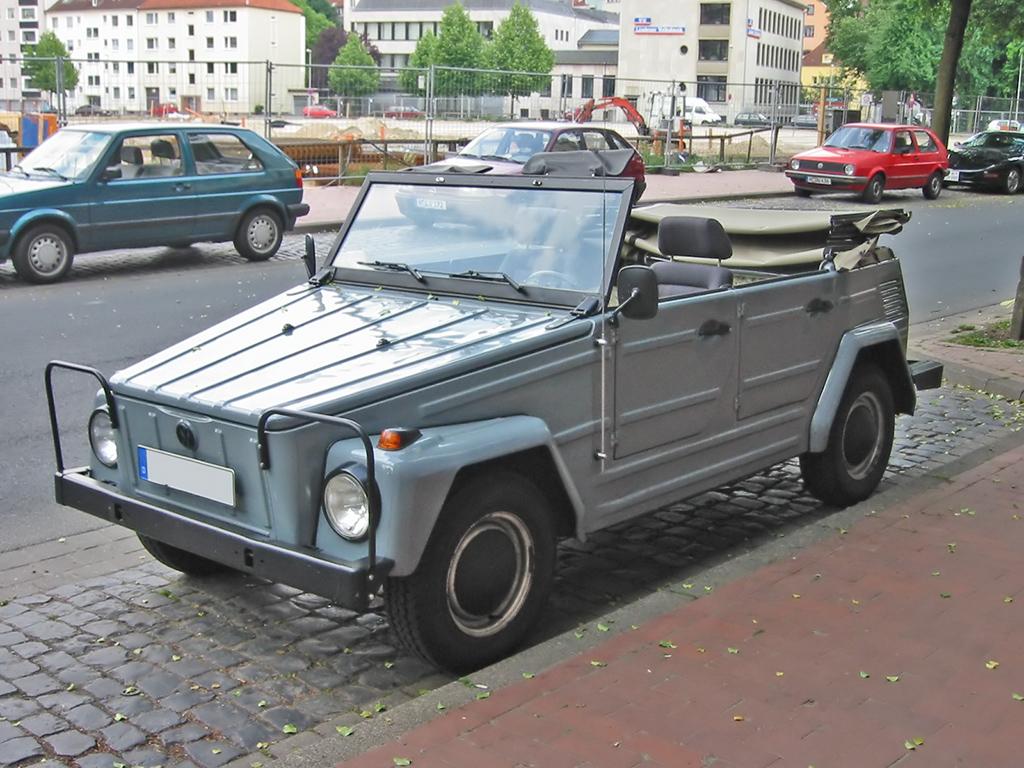 Volkswagen Typ 181| Foto: Wikipedia