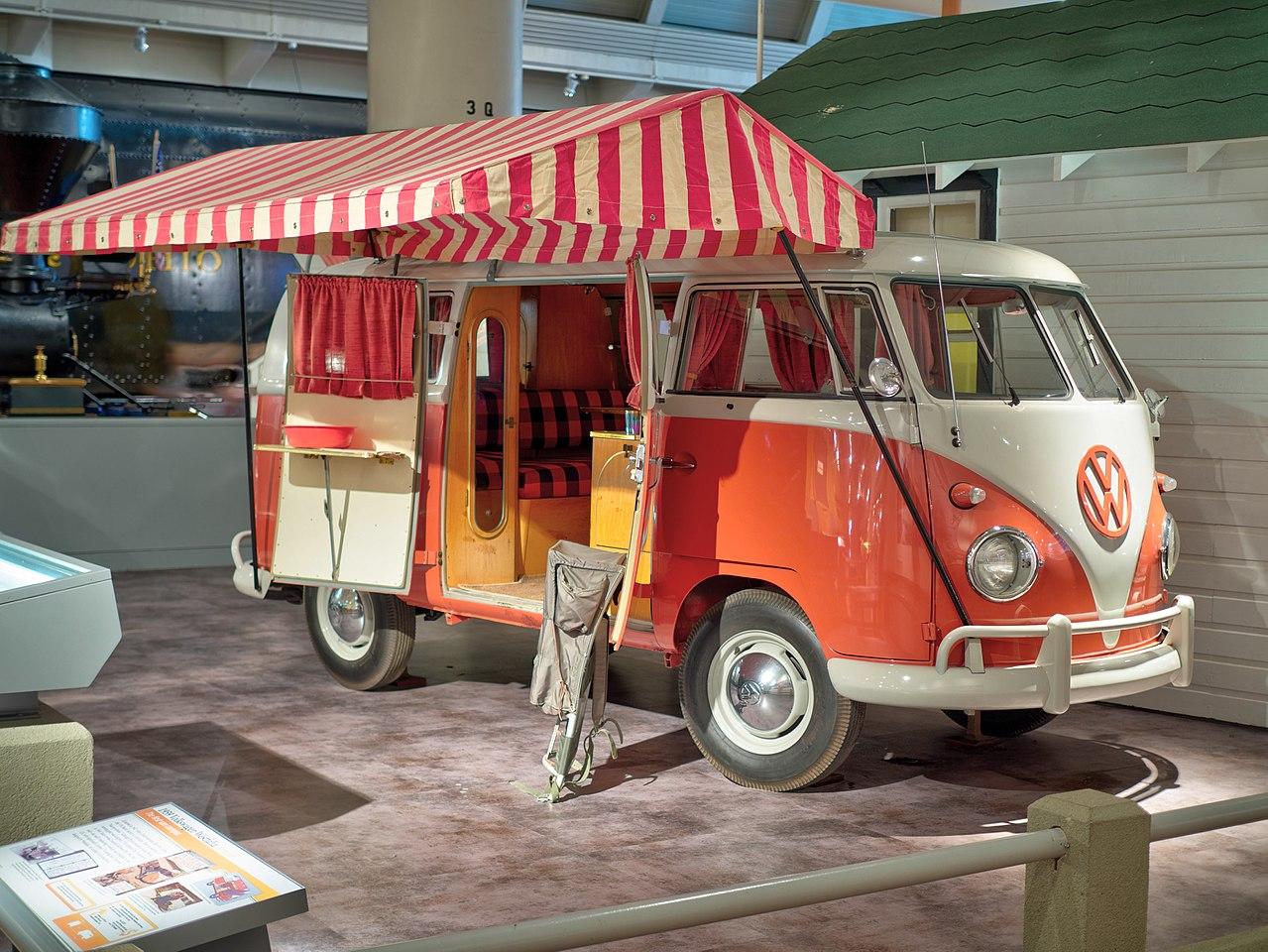 Volkswagen Typ 2 T1 Transporter | Foto: Wikipedia