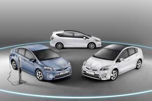 hybridní prius a budoucí možnost využít akumulátory pro zdroj energie