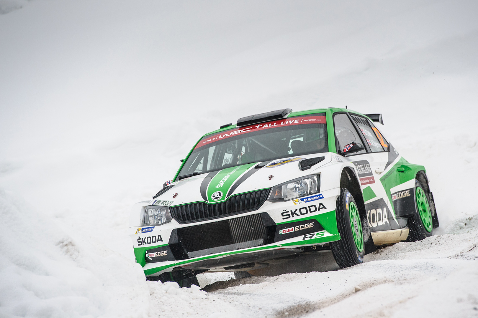 Škoda Fabia R5