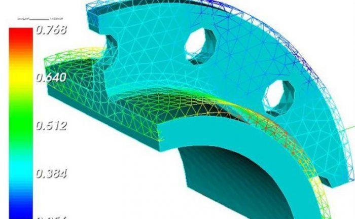 FEM 3D model