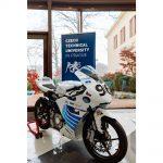 záběry z VVA konference - motorka