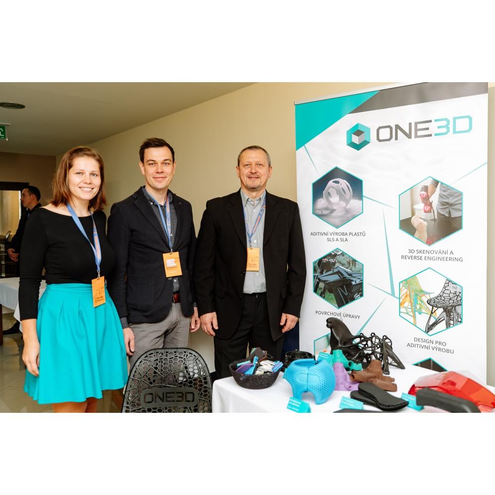 One 3D a záběry z VVA konference